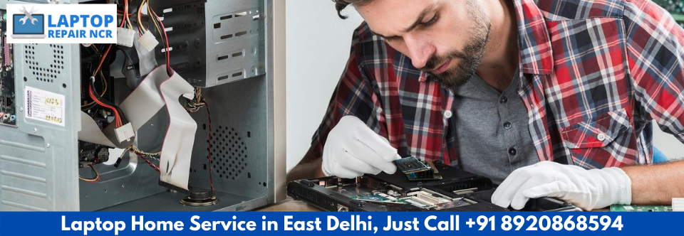 Laptop Repair in East Delhi