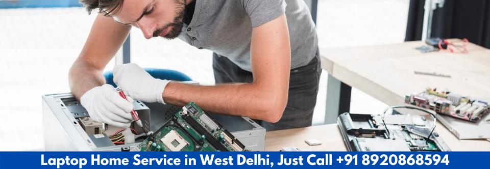 Laptop Repair in West Delhi